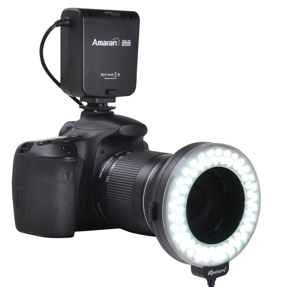 flash annulaire led c60 1