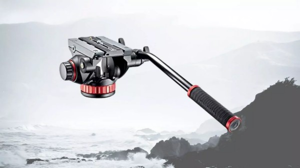 Manfrotto 502 _rotule pour Video